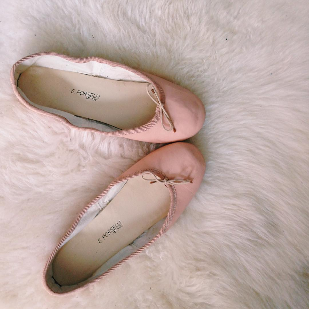 The Hunt: Ballet Flats