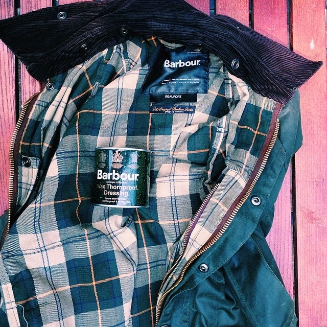 How to Rewax Your Barbour