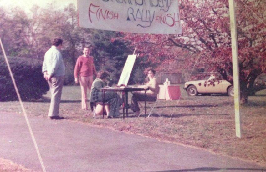 Skunks Misery Road Rally